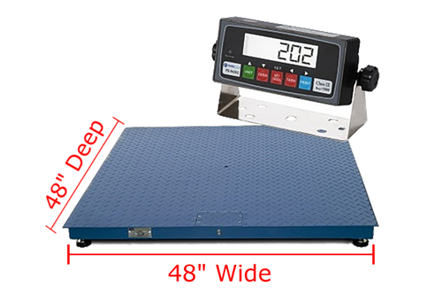 Prime Scales PS-F Floor Scales 48