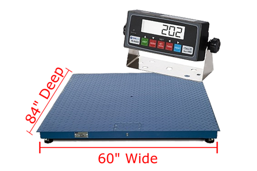 Prime Scales PS-F Floor Scales 60