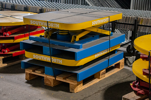 Used Southworth PalletPal Walkie Automatic Pallet Handling Systems