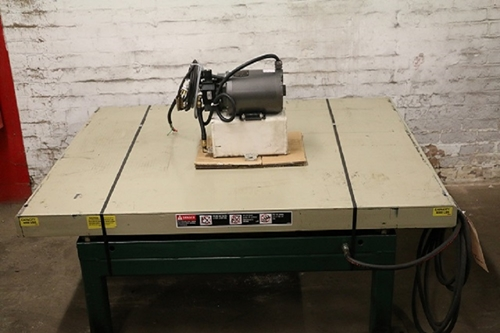 Used Southworth LS4-48W Lift Table