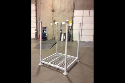 "Used Stack Racks 48"" x 48"""