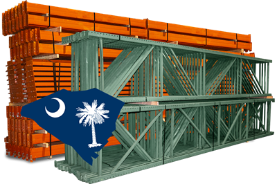 Teardrop Pallet Racks - FOB South Carolina