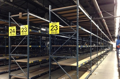Used Bulk Rack Kit #31