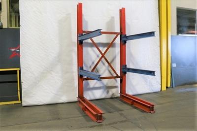Used Medium Duty Cantilever Rack
