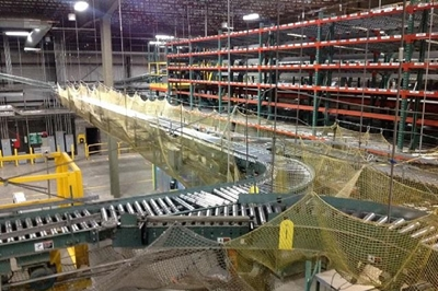 Used Conveyor Netting