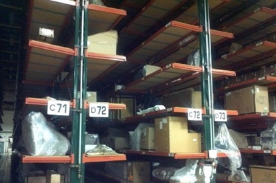 Used Furniture Cantilever Rack
