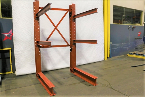 used lumber racking