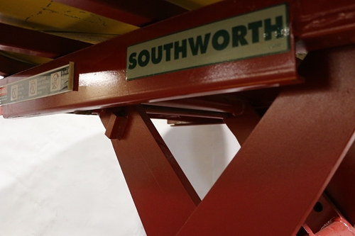 Used Southworth Pallet Positioners For Sale