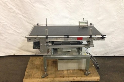 Used Pesa CWL P2 510 ED60 Conveyor Scale