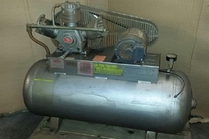 Used dayton 3z582 air compressor for Dayton air compressor motor