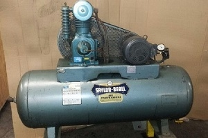Used Saylor Beall PL-735-80 Air Compressor