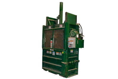 Used Wastequip 6030HDB Vertical Balers