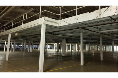 Used WilDeck Mezzanine - 46,700 Sq/Ft