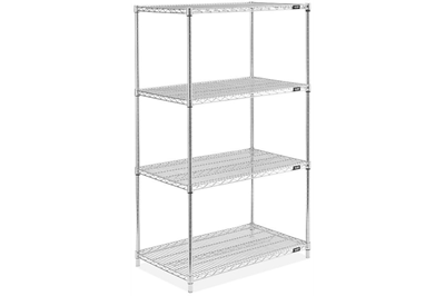 Used Wire Shelving Units