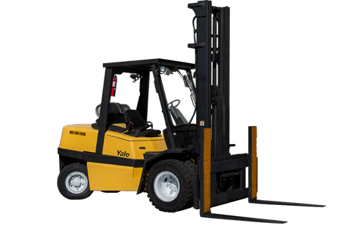 Used Yale GLP100 Forklift
