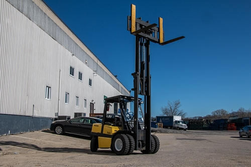Used Yale GLP100 Forklift For Sale