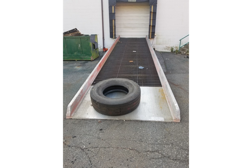 Used 30' Yard Ramp