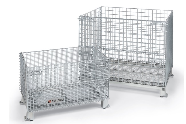 WorldTainer Wire Baskets