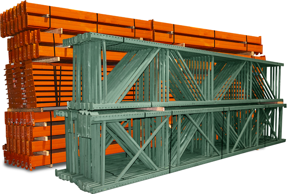 New Teardrop Pallet Rack Available Now from American Surplus!