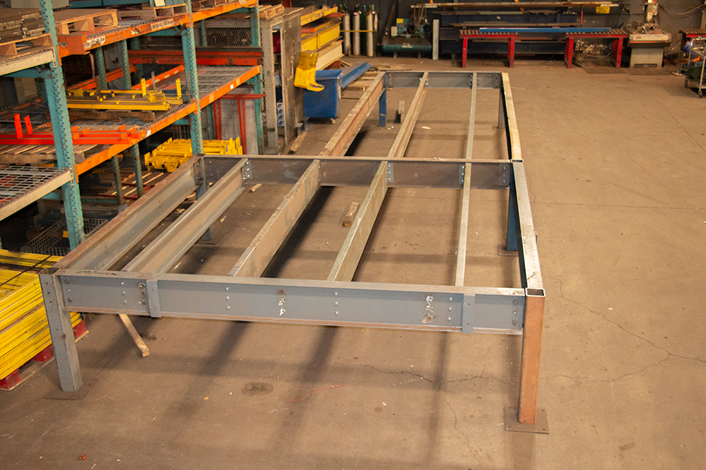 Used Mezzanines For Sale   Steel Mezzanines