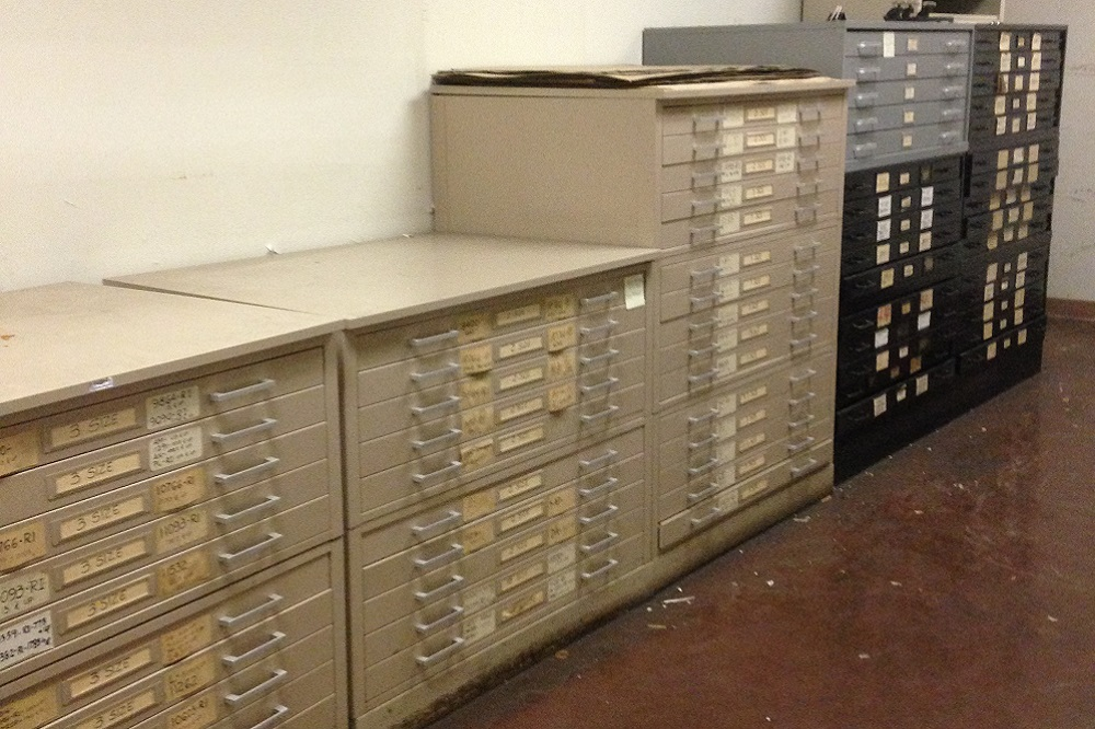 Used blueprint cabinets malvernweather Image collections