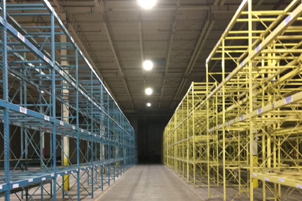 Used Speedrack Pallet Racking