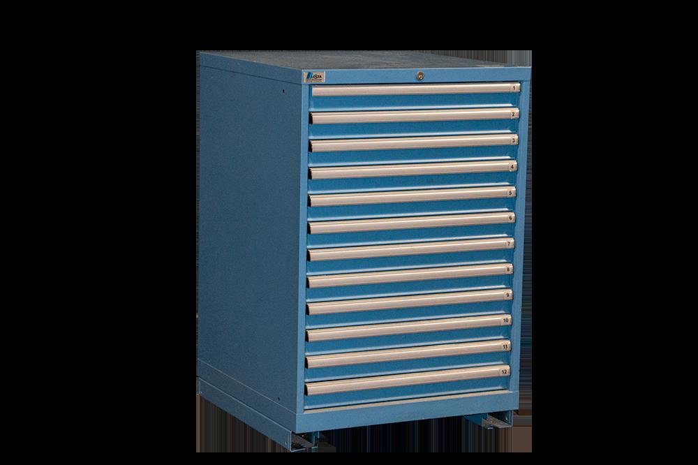 Used Lista Sc 12 Drawer Modular Storage Cabinets American Surplus