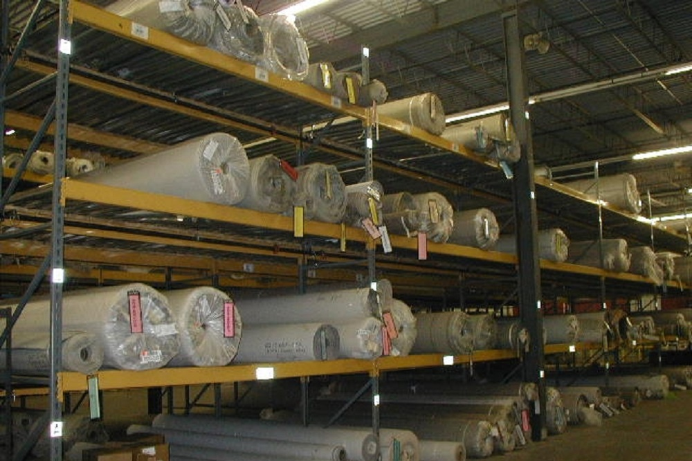 Ladders For Sale >> Used Carpet Rack Systems | American Surplus