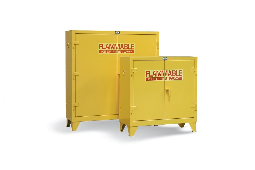 New Flammable Storage Cabinet