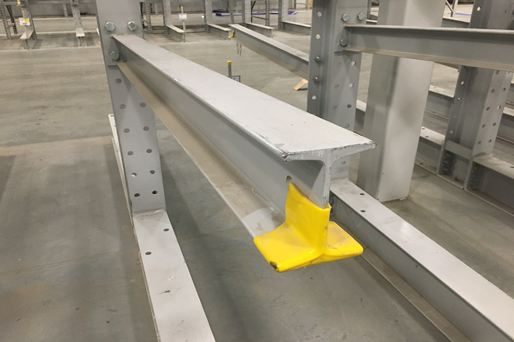 Used Structural Super Heavy Duty Cantilever Racks